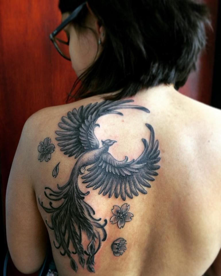 Cunha A Female Phoenix Need