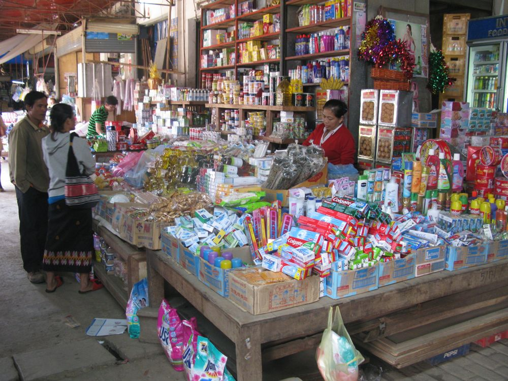 Shops Prabang Laos Sex In Luang