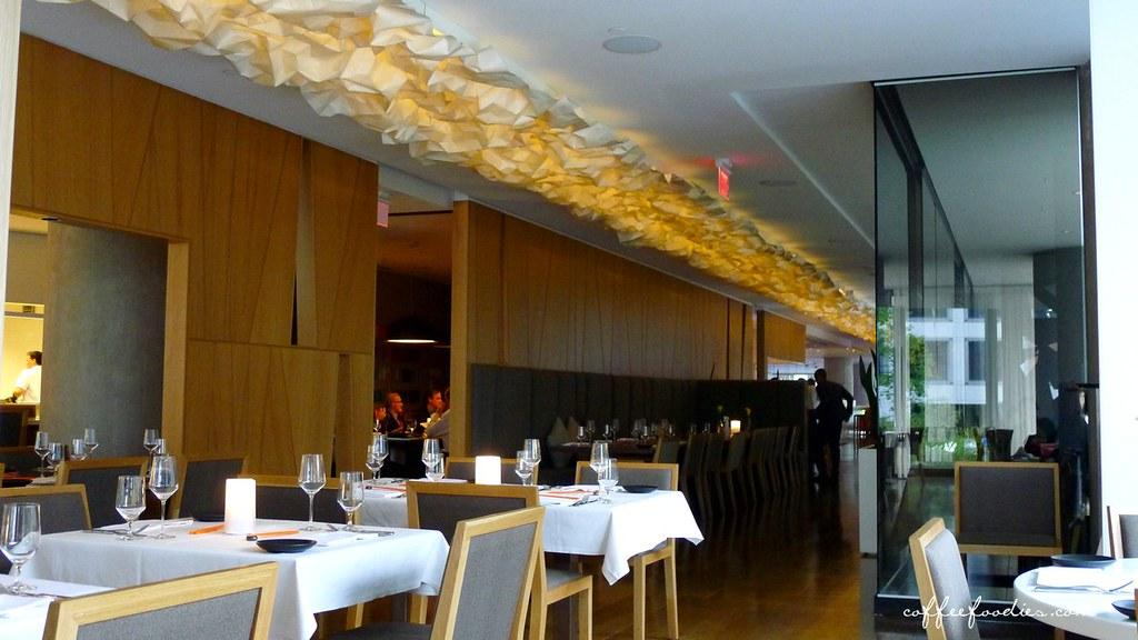 Registry Vancouver Romantic Restaurants