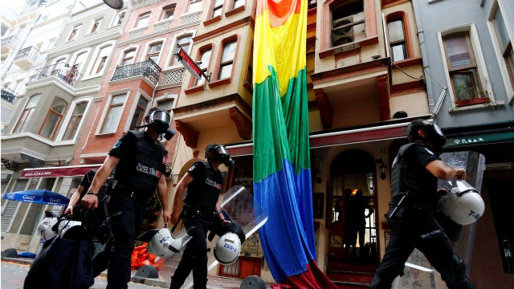 Gay Marginal Center Istanbul