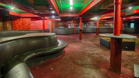 In Uk Girls Night Wigan In Club