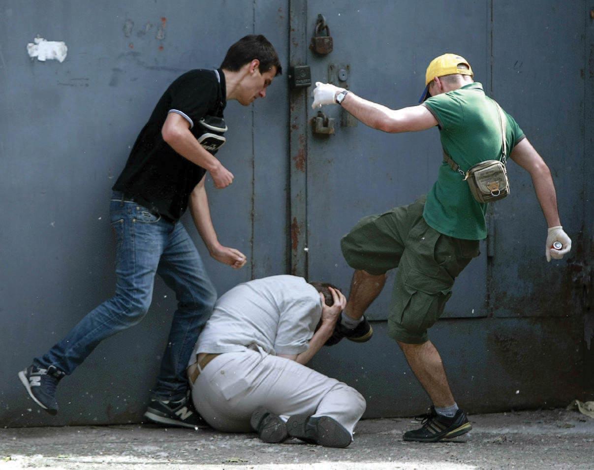 Sauna Gay Blindage Kiev