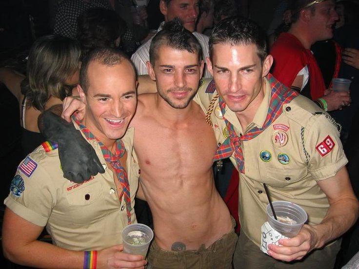 Ruby North In America Club Gay