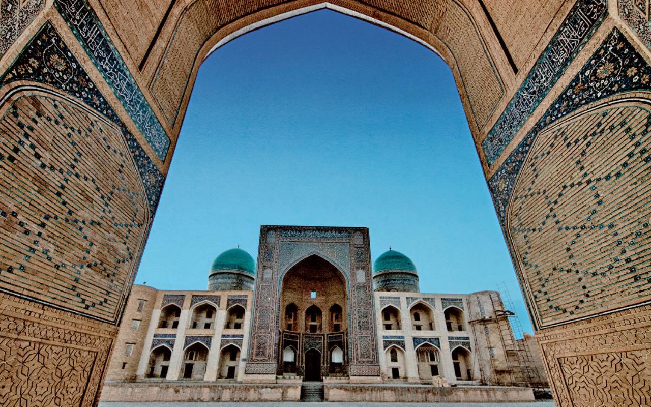 In Uzbekistan Samarkand Services Adult