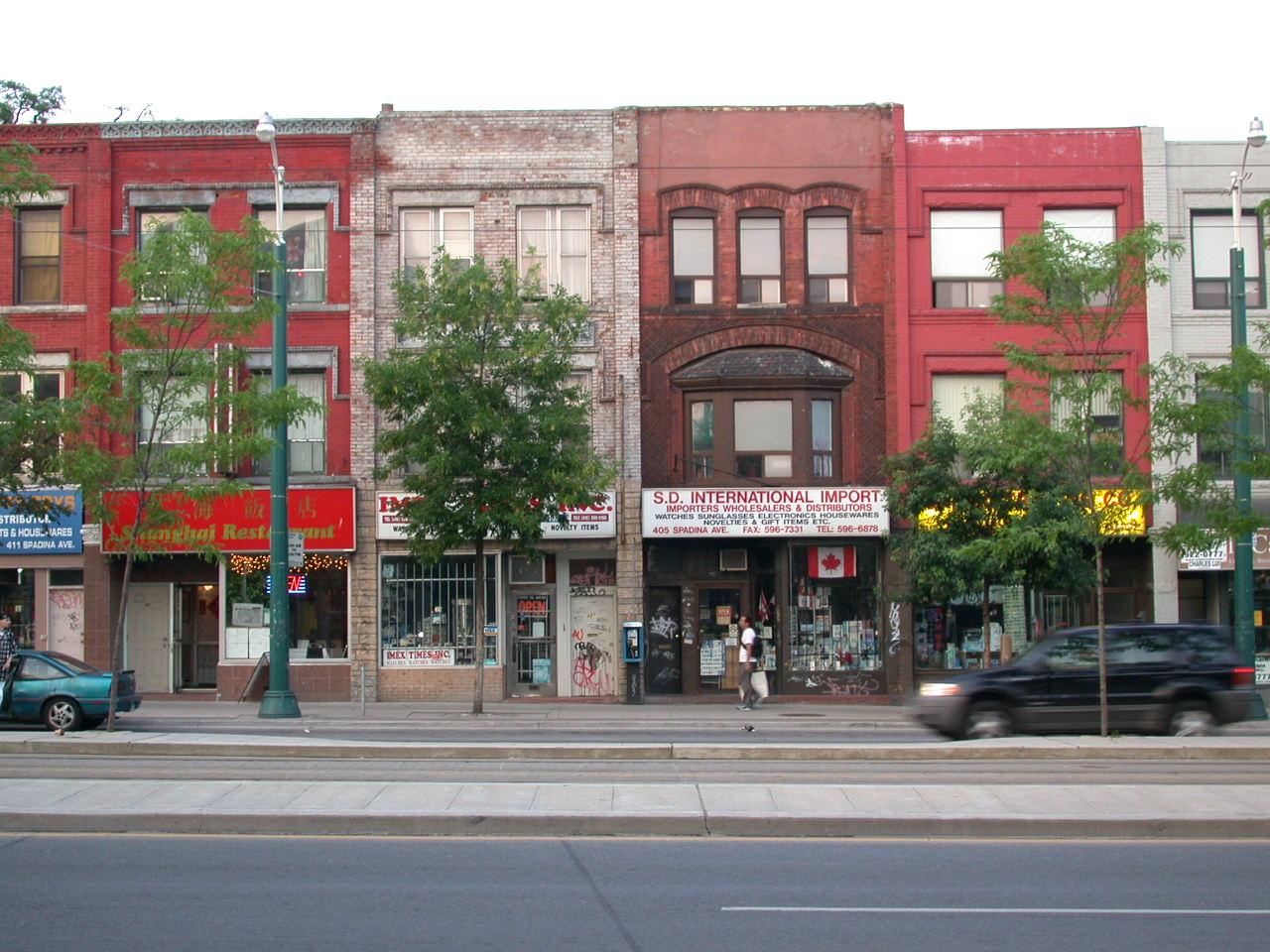 Dating Spadina Ave Downtown Canadian