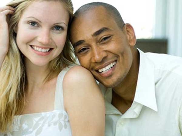 Blond African Dating American