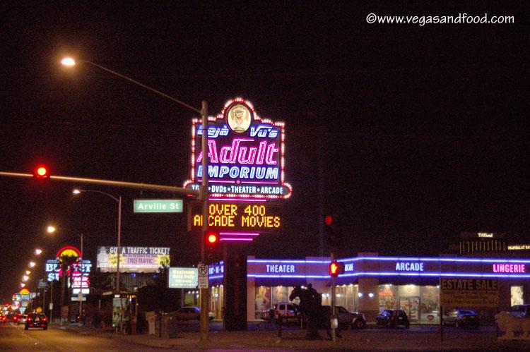 Adult Center Las Sex Vegas Shops Deja Vu