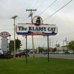 Rochester Club Cat Klassy Strip