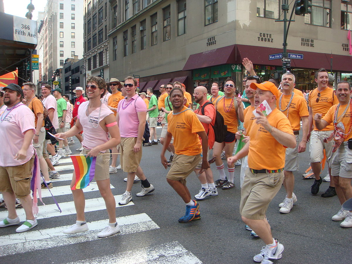 Cauchemars Gay Lovegun City New York