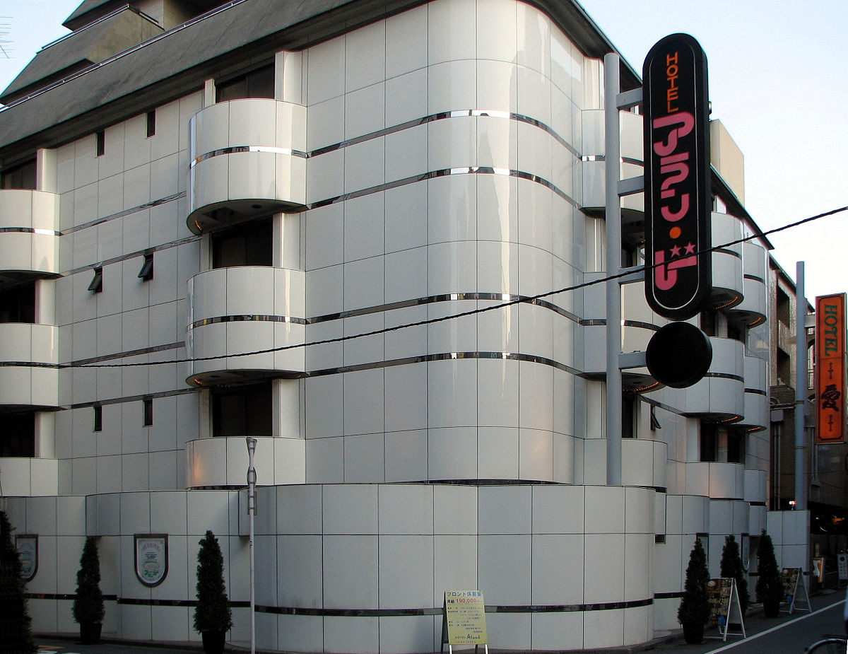 Hotel Charme 1 Tokyo Love Hotels