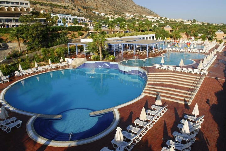 Love Hotels In Chersonissos Greece