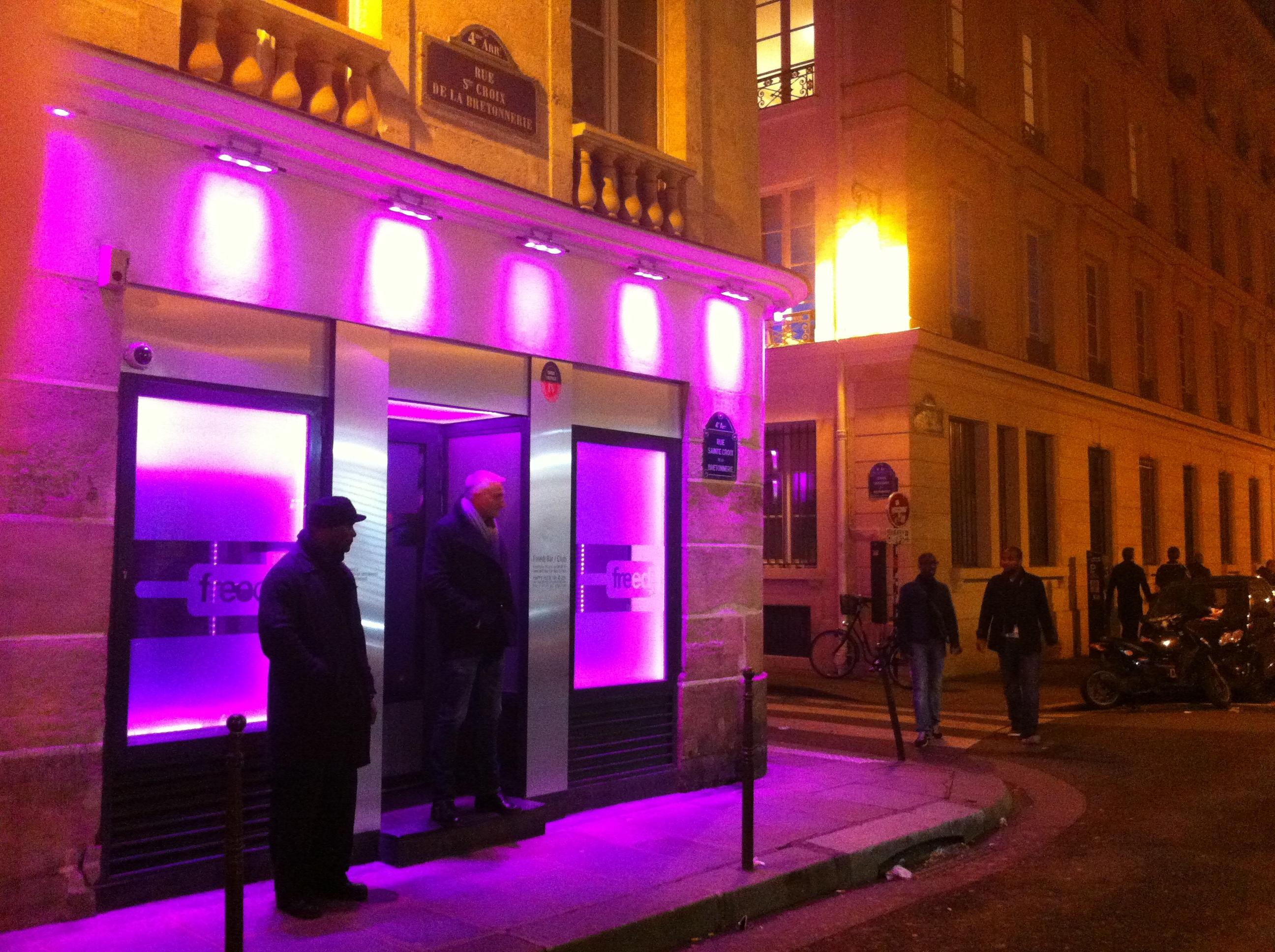 Paris Addikt Gay Club