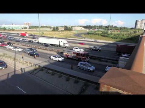 Escort Islington And 401 In Car