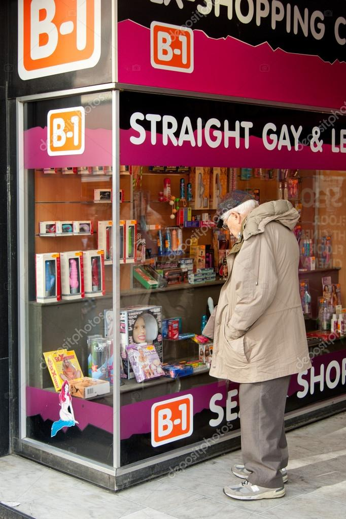 Alfa Blue Amsterdam Sex Shops