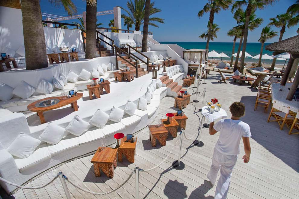 Club Premier Strip Lounge Marbella