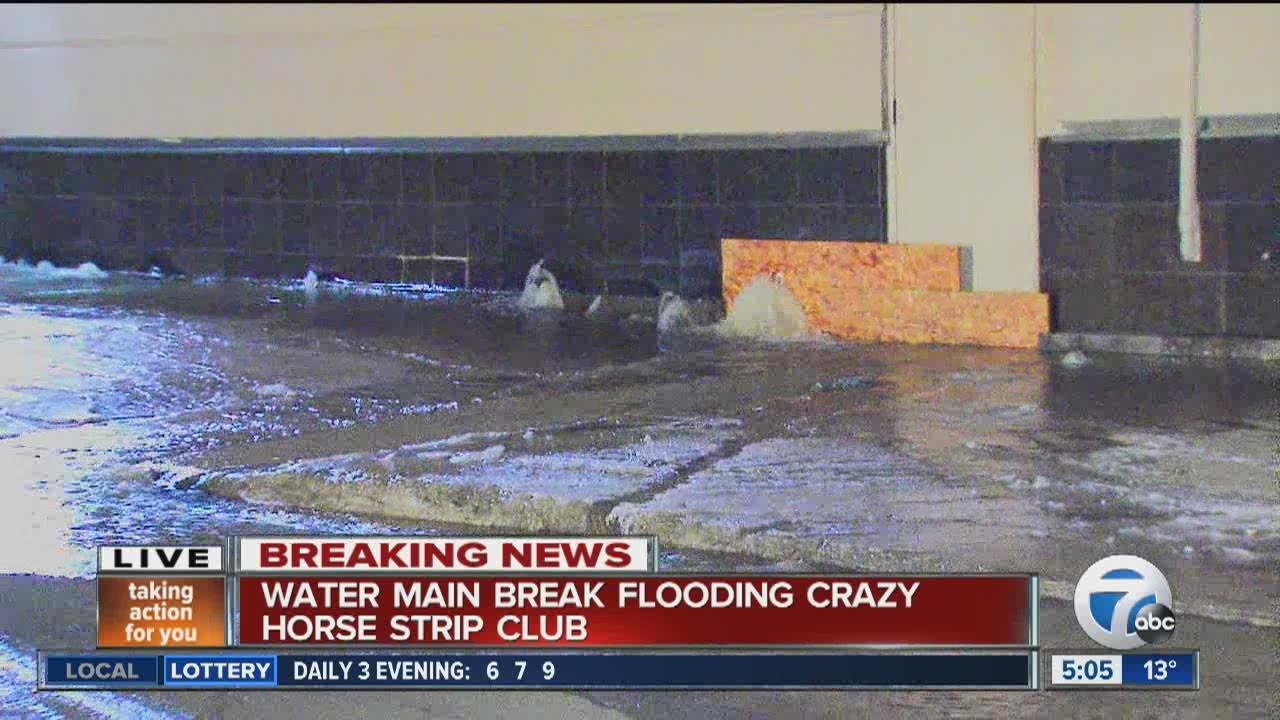 Crazy Horse Detroit Strip Club