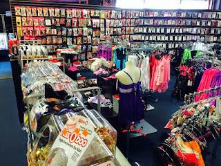 Sex Shops City Depot Megastore New York Romantic