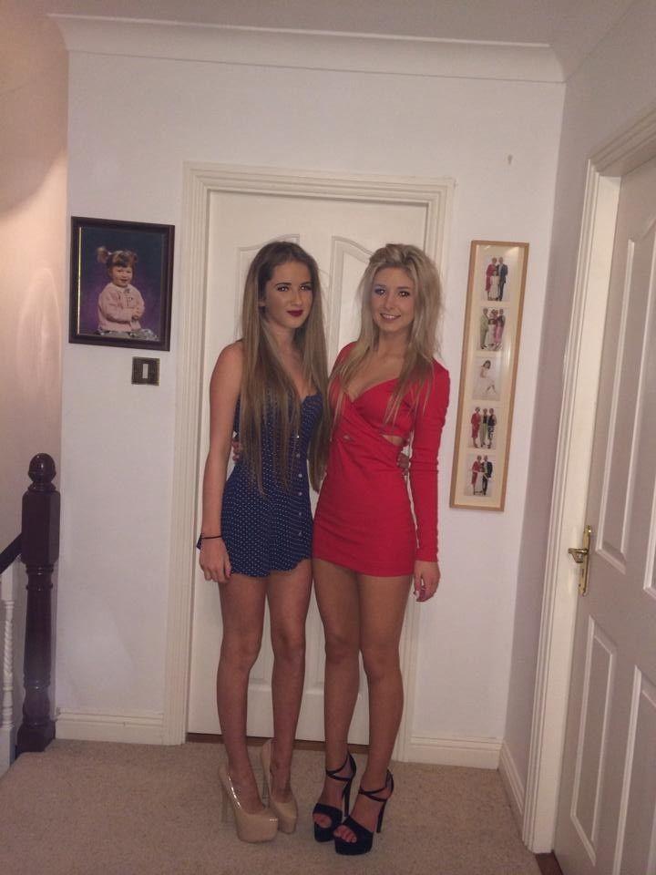 Girls In Night Club In Uk
