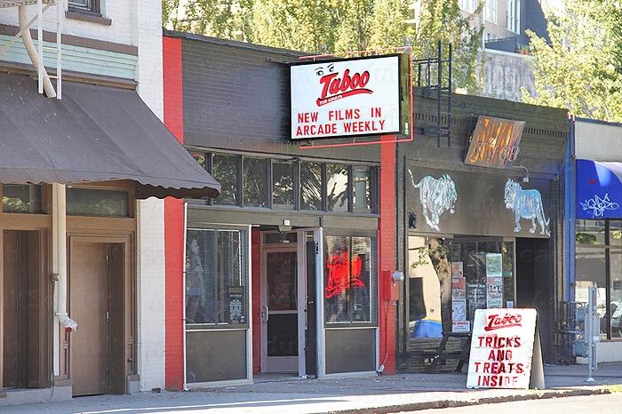 Sex Frolics Shops Portland
