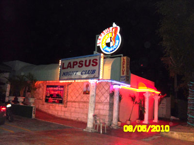 Lapsus Night Club Santo Domingo Strip