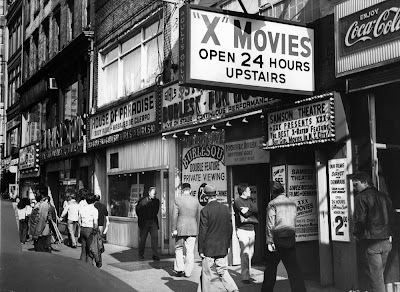 Orfeo Cinema Spain Sex Shops