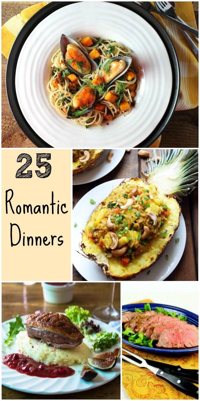 Dinner Ideas Romantic