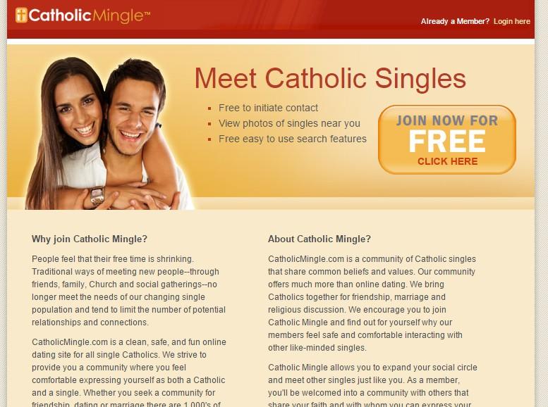 Dating Encounter Widowed Catholic Sexual