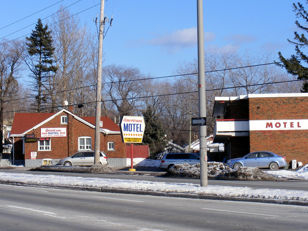 Too Motel Dating Kingston Rd Scarborough