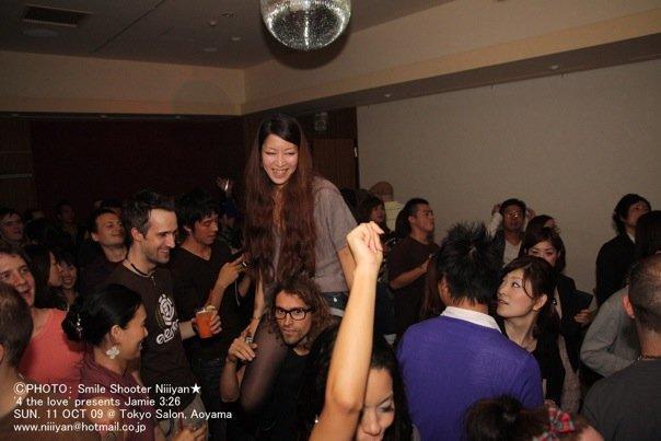 Stepped Brothels Tokyo Ascot Club