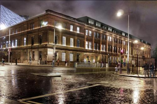 Belfast In Love Uk Hotels