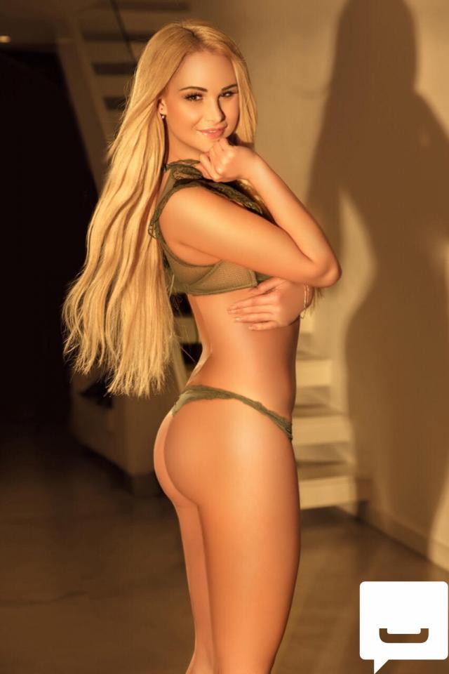 Spanish Blond Sexual Encounter Woman Seeking Man