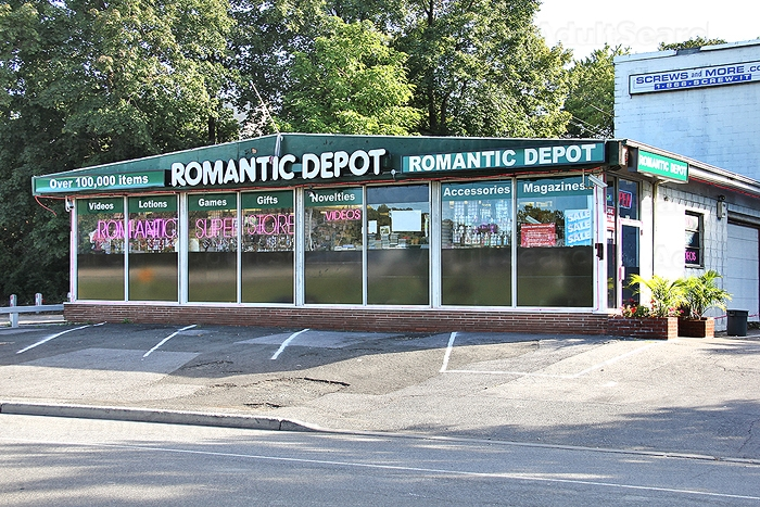 Romantic Depot Megastore New York City Sex Shops