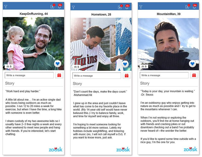 Examples Great Dating Profiles