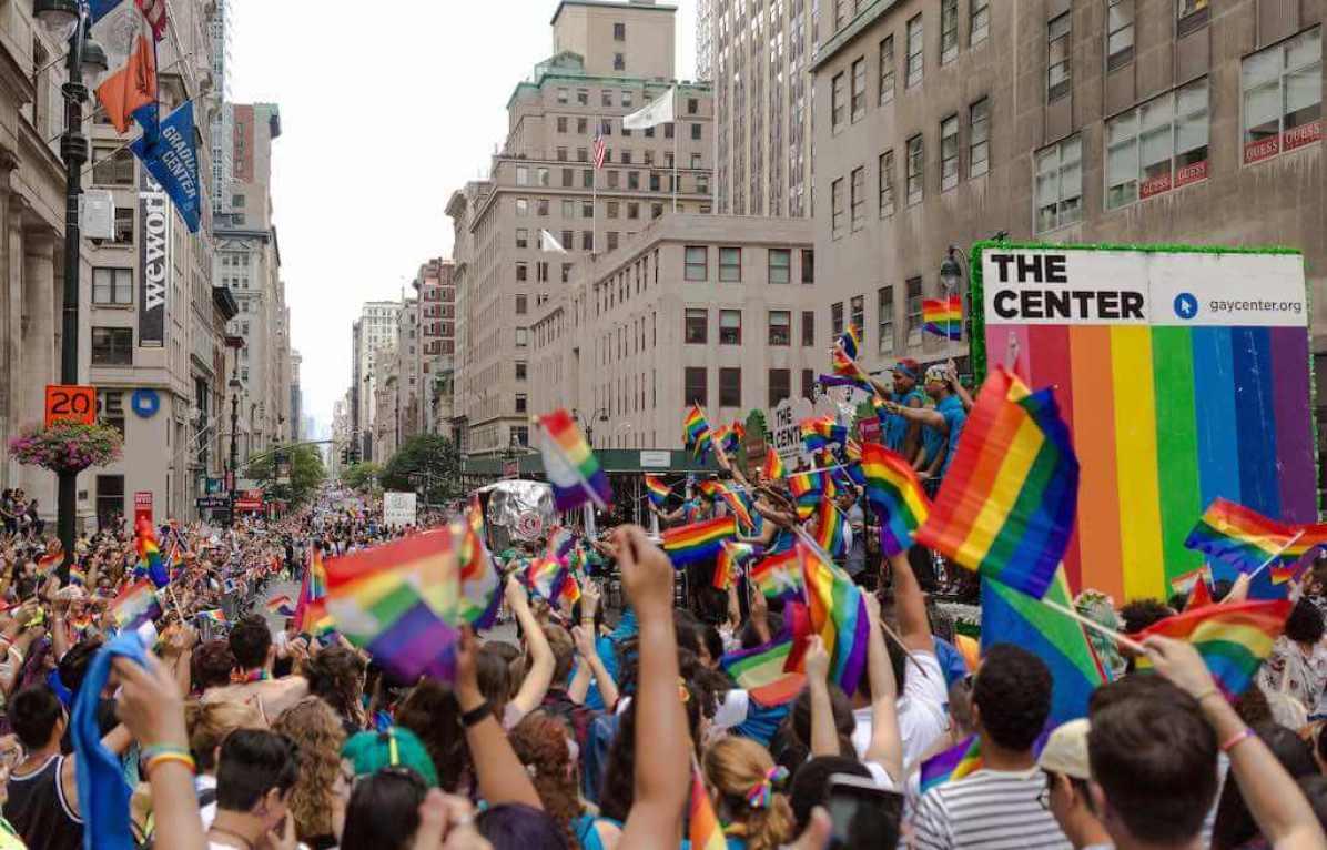 Lovegun New York City Gay