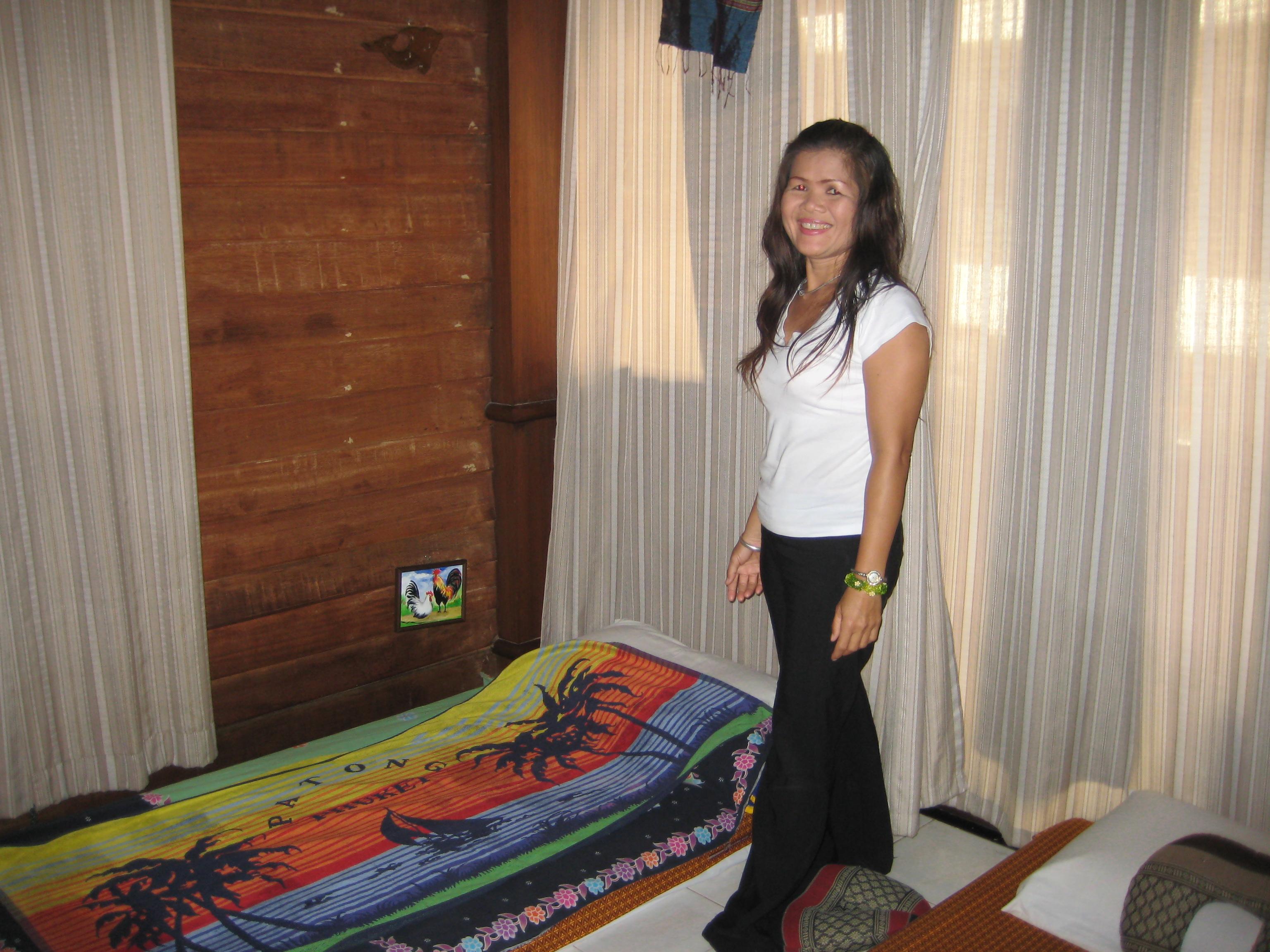 Thai Massage Cairo