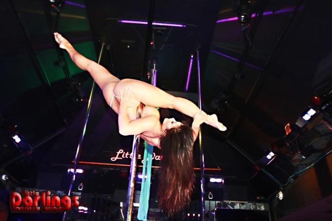 Vegas Club Darlings Las Little Strip
