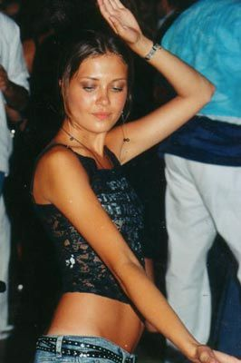 Night Beirut Lebanon In Girls In Club