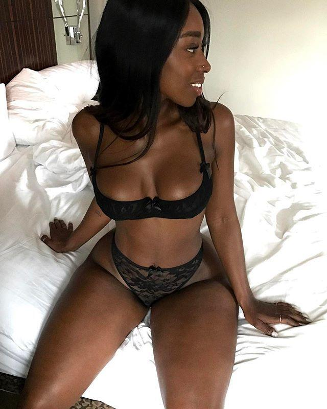 Younge Black Elgin Mills And Escort