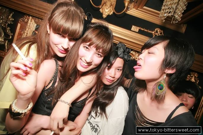 Japan Night Club Girls Kumamoto In In