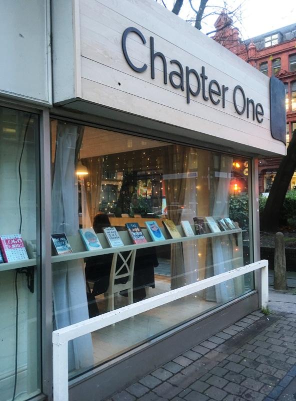 Manchester Hidden Shops Corner Sex