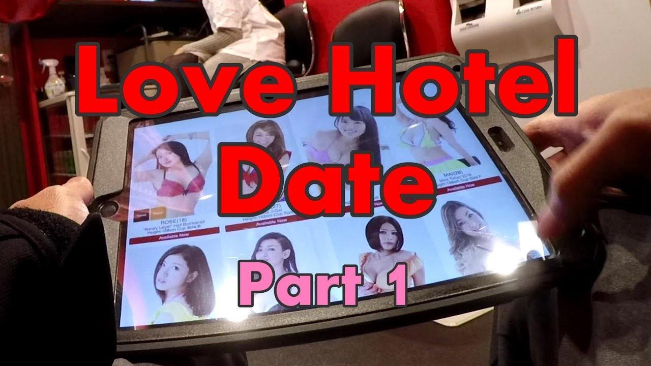 1 Tokyo Love Hotels Charme Hotel