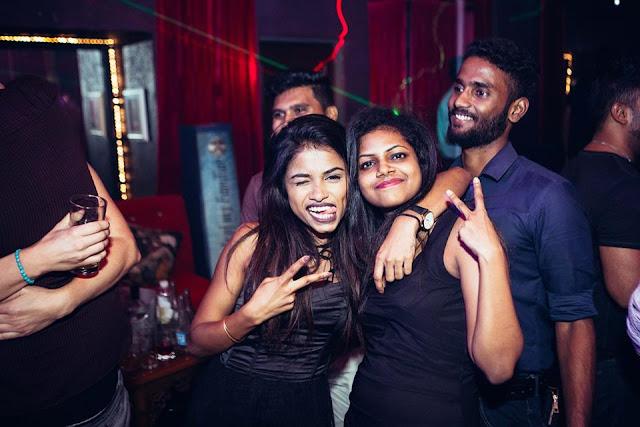 In Colombo Club Hukanawa Nightclub Sri Lanka Night