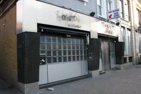 Strip Club Sports Rainbow Bar London