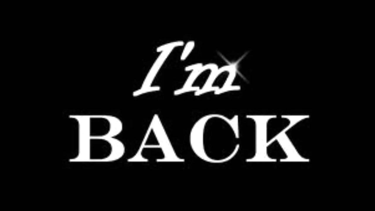 Kent Retour De Girl Suis Back/je