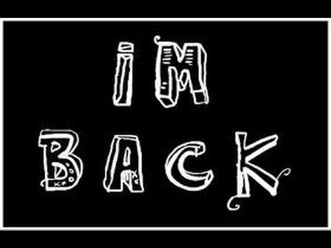 Suis De Retour Girl Back/je