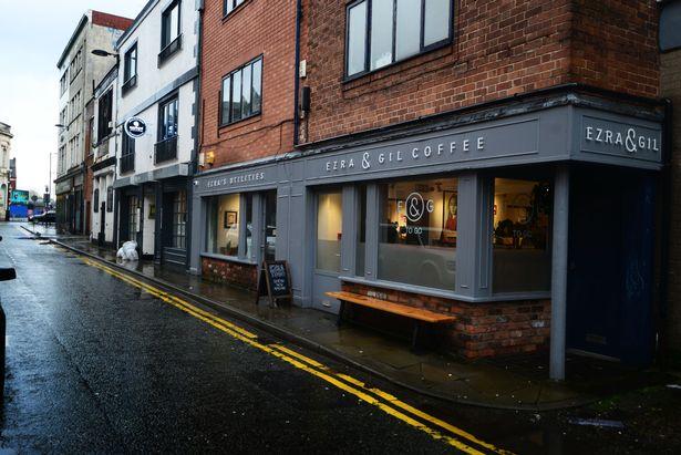 Thomaskeller Shops Hidden Corner Manchester Sex