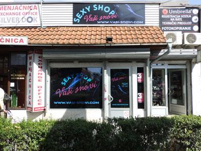 Vai Snovi Belgrade Sex Shops