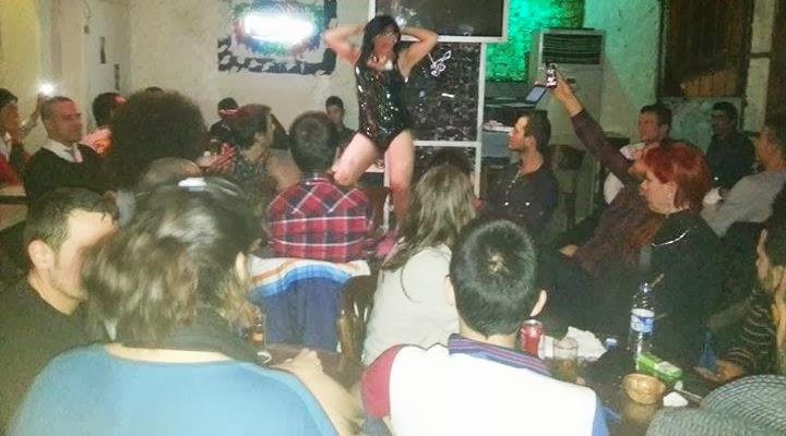 Pinokyo Cafe Bar Istanbul Gay