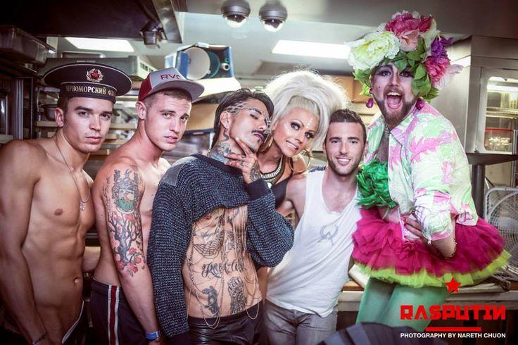 North America Gay Club In