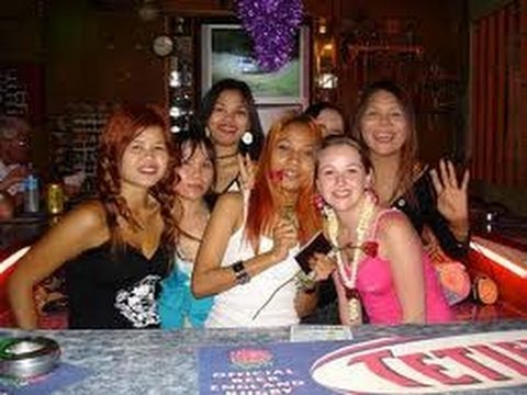 In France Girls Thailand Club In Night
